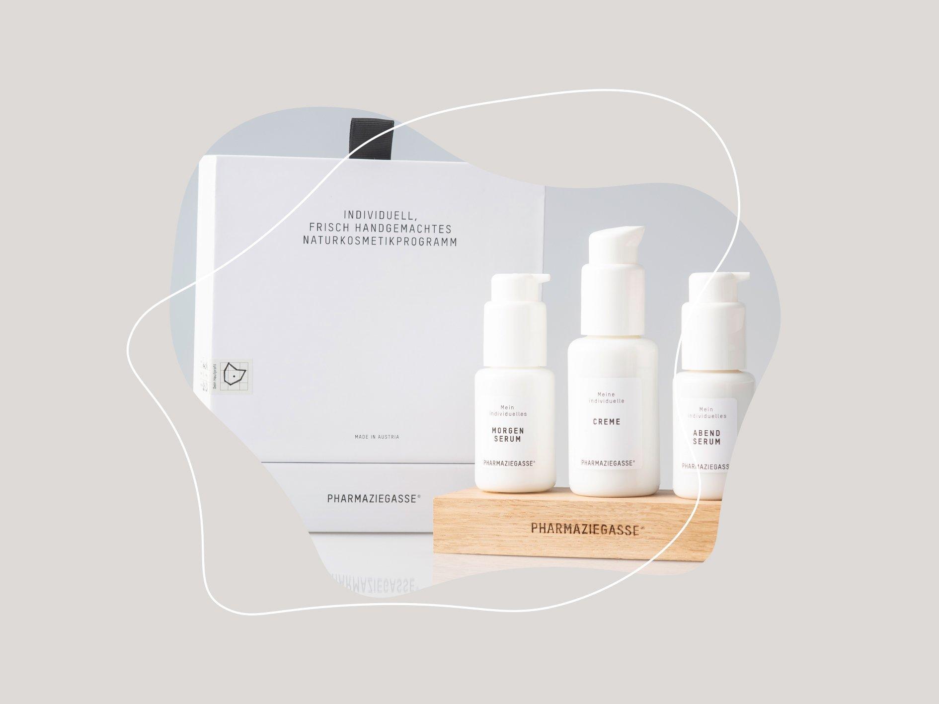 PHARMAZIEGASSE Hautpflege mit Naturkosmetik